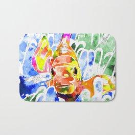 Clownfish Bath Mat