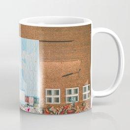 Amsterdam Noord Street Art Coffee Mug