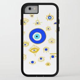 evil eye iPhone Case