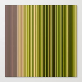 Scanline | Moss 326 Canvas Print