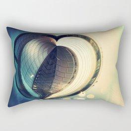 Evolution II Rectangular Pillow