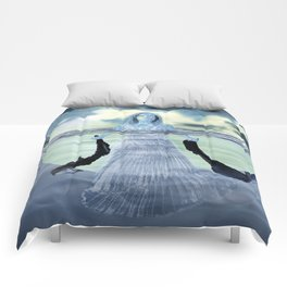 Sinking the Moon Comforters