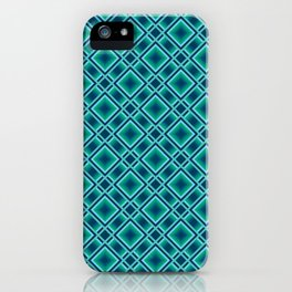 Striped 1 iPhone Case
