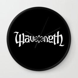 Wavelength Wall Clock