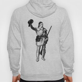 Colonel Davy Crockett Hoody