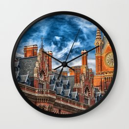 London Architecture Wall Clock