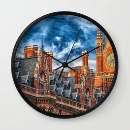 London Architecture Wall Clock