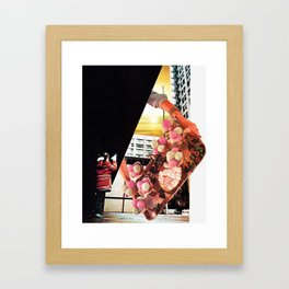 Welcome To The New World III Framed Art Print