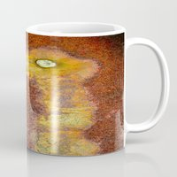 totem Mugs featuring Totem by Sheri L. Wright