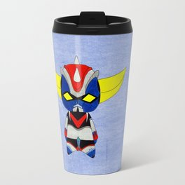 A Boy - Grendizer aka Goldorak Travel Mug