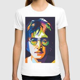 john lenon T-shirt