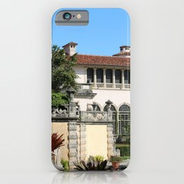 A Villa In Italien Style iPhone Case