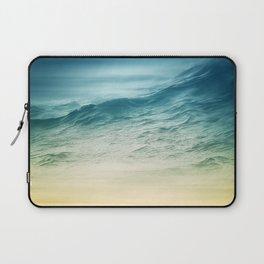 Sunset Waves Laptop Sleeve
