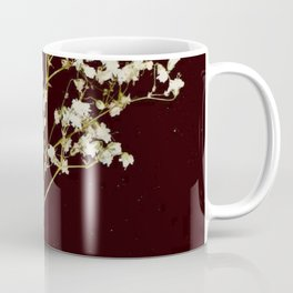 Vintage Love - Baby's Breath Coffee Mug