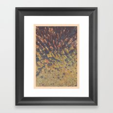 FLEW / PATTERN SERIES 008 Framed Art Print