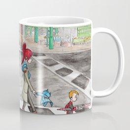 Aspie Road Coffee Mug