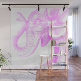 the party animal Wall Mural