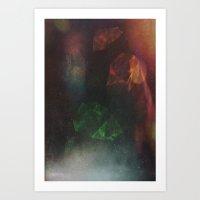 Quartz Art Print