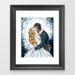 Upon Another Time Framed Art Print