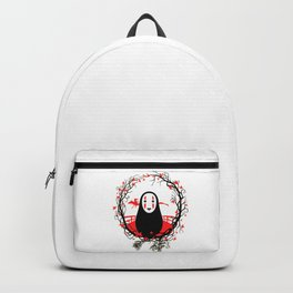 Evil Without Face Backpack