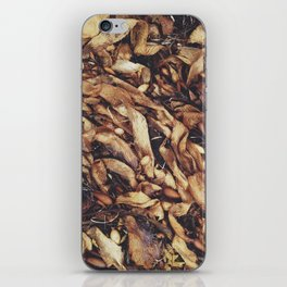Slither Away iPhone Skin