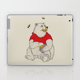Silly ol' Bear Laptop & iPad Skin