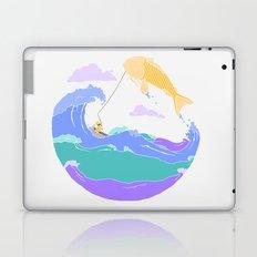 Koi blimey! Laptop & iPad Skin