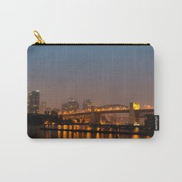 Vancouver in the Haze Carry-All Pouch