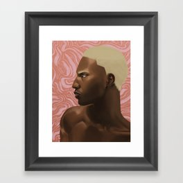 090118 Framed Art Print