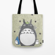 Will you be my neighbor Totoro? Version 1 Tote Bag