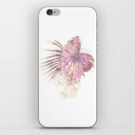 Lets draw a Lionfish iPhone Skin