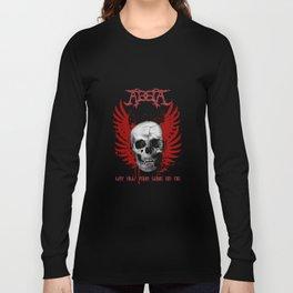 ABBA Metal! Long Sleeve T-shirt