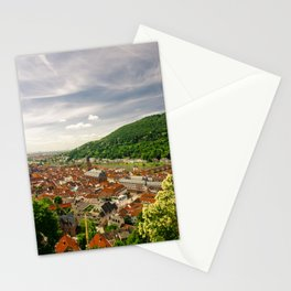 Heidelberg from Above Stationery Cards