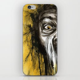 A Moment's Fear iPhone Skin