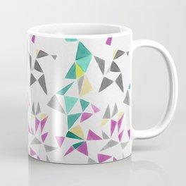 watercolor geometry  Coffee Mug