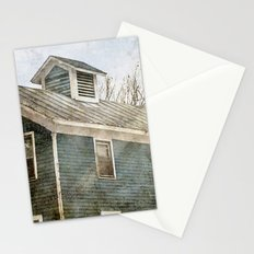 Blue House Stationery Cards