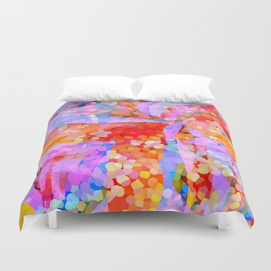 color storm Duvet Cover