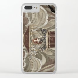 Midnight Circus: tickets Clear iPhone Case