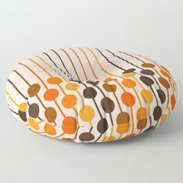 Golden Sixlet Floor Pillow