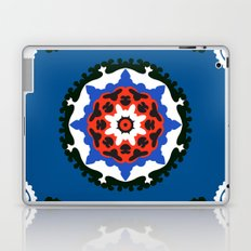 Bold and bright beauty of suzani patterns ver.7 Laptop & iPad Skin