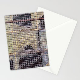 Window Holes Stationery Cards