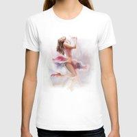 dancing T-shirts featuring dancing by tatiana-teni