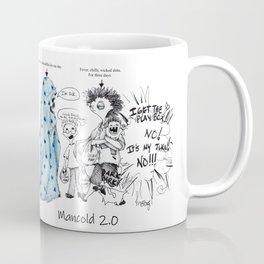 Mancold Coffee Mug
