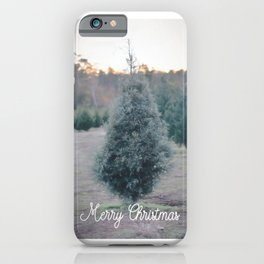 Merry Christmas 5 iPhone Case