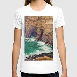 La Jolla Caves by Guy Rose T-shirt
