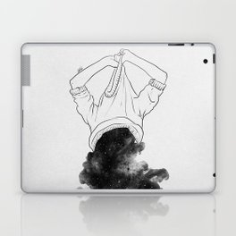 Its better to disappear. Laptop & iPad Skin