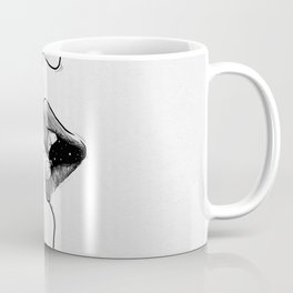 First kiss me . Coffee Mug