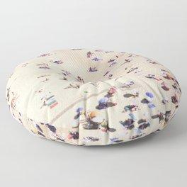 Beach Love VI Floor Pillow