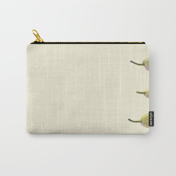 Tripple Pear Carry-All Pouch
