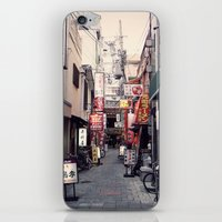 kobe iPhone & iPod Skins featuring Kobe Roji by Dora